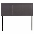Modway Isabella Queen Faux Leather Headboard in Brown MY-MOD-5132-BRN
