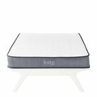 "Modway Kate 6"" Twin Innerspring Mattress in  MY-MOD-5772-WHI"