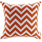 Modway Modway Outdoor Patio Single Pillow in Chevron MY-EEI-2156-CHE