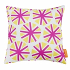 Modway Modway Outdoor Patio Single Pillow in Starburst MY-EEI-2156-STA