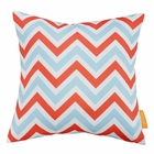 Modway Modway Outdoor Patio Single Pillow in Zig-Zag MY-EEI-2156-ZIG