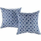Modway Modway Two Piece Outdoor Patio Throw Pillows Set of 2 in Balance MY-EEI-2401-BAL