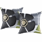 Modway Modway Two Piece Outdoor Patio Throw Pillows Set of 2 in Botanical MY-EEI-2401-BOT