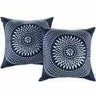 Modway Modway Two Piece Outdoor Patio Throw Pillows Set of 2 in Cartouche MY-EEI-2401-CAR