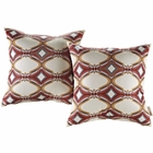 Modway Modway Two Piece Outdoor Patio Throw Pillows Set of 2 in Repeat MY-EEI-2401-REP