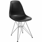 Modway Paris Dining Side Chair in Black MY-EEI-179-BLK