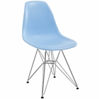 Modway Paris Dining Side Chair in Blue MY-EEI-179-LBU