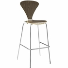 Modway Passage Dining Bar Stool in Walnut MY-EEI-2674-WAL