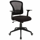 Modway Poise Mesh Office Chair in Black MY-EEI-1248-BLK