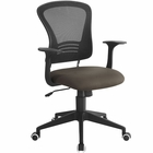 Modway Poise Mesh Office Chair in Brown MY-EEI-1248-BRN