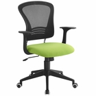 Modway Poise Mesh Office Chair in Green MY-EEI-1248-GRN