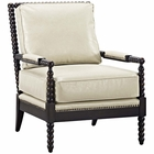 Modway Revel Faux Leather Armchair in Cream MY-EEI-2304-CRM