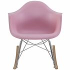 Modway Rocker Kids Chair in Pink MY-EEI-2300-PNK