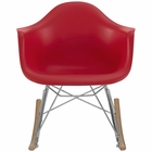 Modway Rocker Kids Chair in Red MY-EEI-2300-RED
