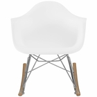 Modway Rocker Kids Chair in White MY-EEI-2300-WHI