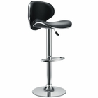 Modway Saddleback Bar Stool in Black MY-EEI-635-BLK