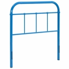 Modway Serena Twin Steel Headboard in Light Blue MY-MOD-5534-LBU