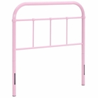 Modway Serena Twin Steel Headboard in Pink MY-MOD-5534-PNK