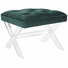 Modway Swift Acrylic Bench in Green MY-EEI-2323-GRN