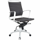 Modway Tempo Mid Back Office Chair in Brown MY-EEI-1026-BRN