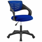 Modway Thrive Mesh Office Chair in Blue MY-EEI-3041-BLU