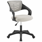 Modway Thrive Mesh Office Chair in Gray MY-EEI-3041-GRY