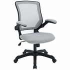 Modway Veer Mesh Office Chair in Gray MY-EEI-825-GRY