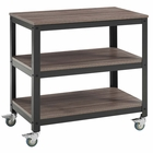 Modway Vivify Tiered Serving Stand in Gray Walnut MY-EEI-2853-GRY-WAL