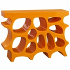 Modway Wander Small Fiberglass Stand in Orange MY-EEI-2321-ORA