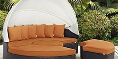 Outdoor Patio Daybeds