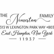 Personalized Stamp - The Nemerton