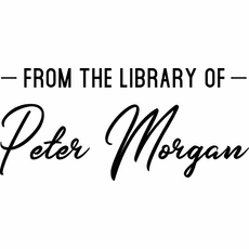 From The Library Of Stamp - The Morgan