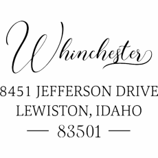 The Whinchester Stamp