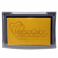 VersaColor Ink Pads - Canary