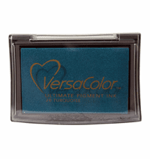 VersaColor Ink Pads - Turquoise
