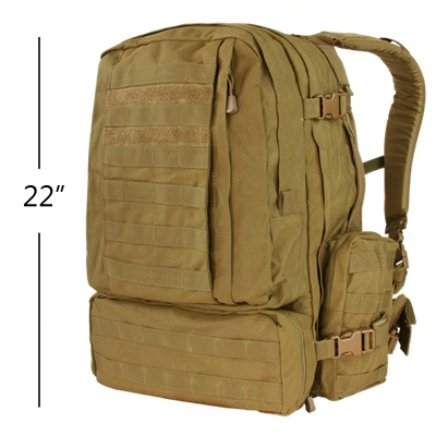 Bullet Blocker NIJ IIIA 3-Day Pack