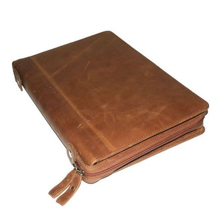 Bullet Blocker Leather Line Notebook