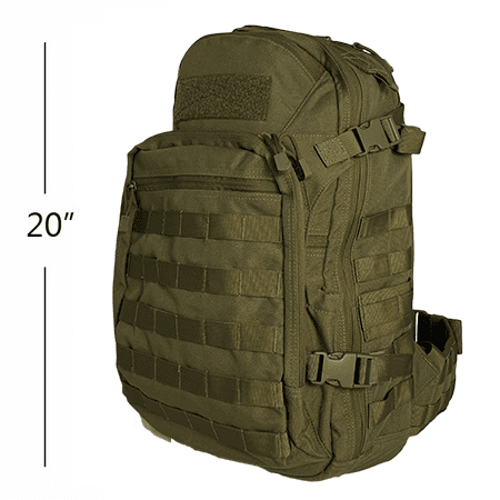 Bullet Blocker NIJ IIIA Covert Backpack