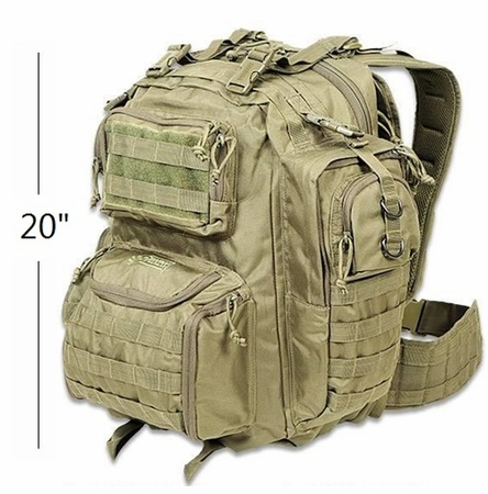 BulletBlocker NIJ IIIA Bulletproof Matrix Backpack - Closeout