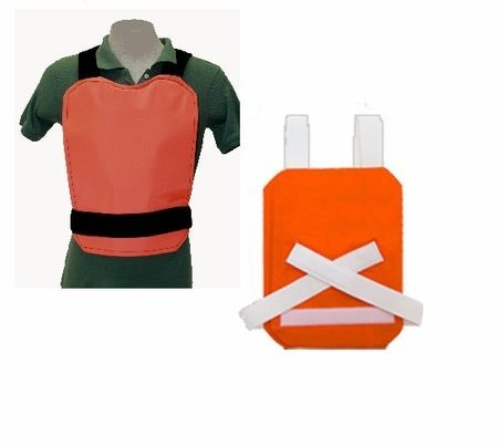 BulletBlocker NIJ IIIA Bulletproof Outdoor Safety Vest
