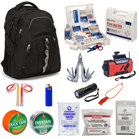Bullet Blocker NIJ IIIA School Safety & Survival Pack