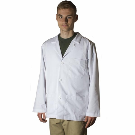 BulletBlocker NIJ IIIA Bulletproof Medical Lab Coat - Closeout
