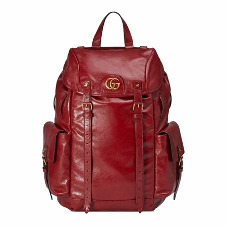 Gucci RE BELLE Leather Backpack