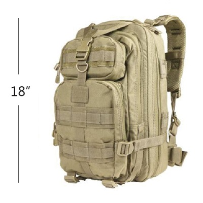 BulletBlocker NIJ IIIA Bulletproof Jump Pack Backpack - Closeout