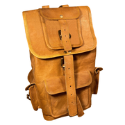 Leather Backpack ( Factory 2nd )