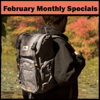 February Monthly Specials