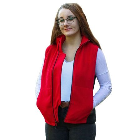 Womens Fortress Fleece Vest