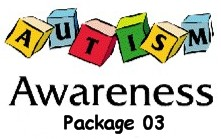 Autism Awareness Basic Package 03