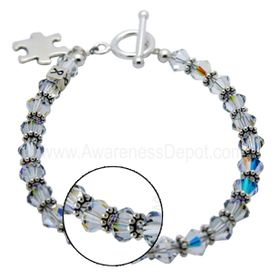 Autism Awareness Bracelet 06