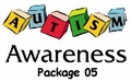 Autism Awareness Gold Package 05